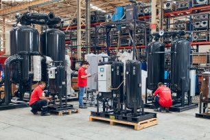 Azot Üretim ve Saflaştırma Sistemleri